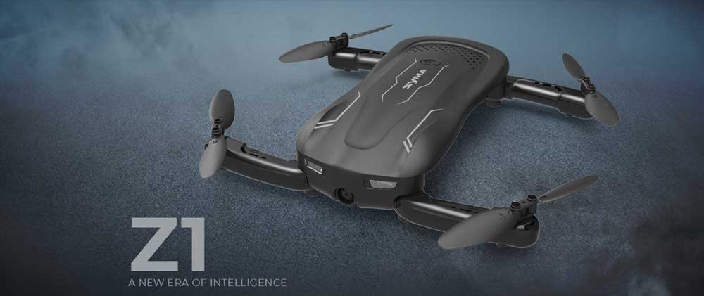 Dron SYMA Z1 Składany Quadrocopter RC z Kamerą i Stabilizatorem - VivoSklep.pl 2