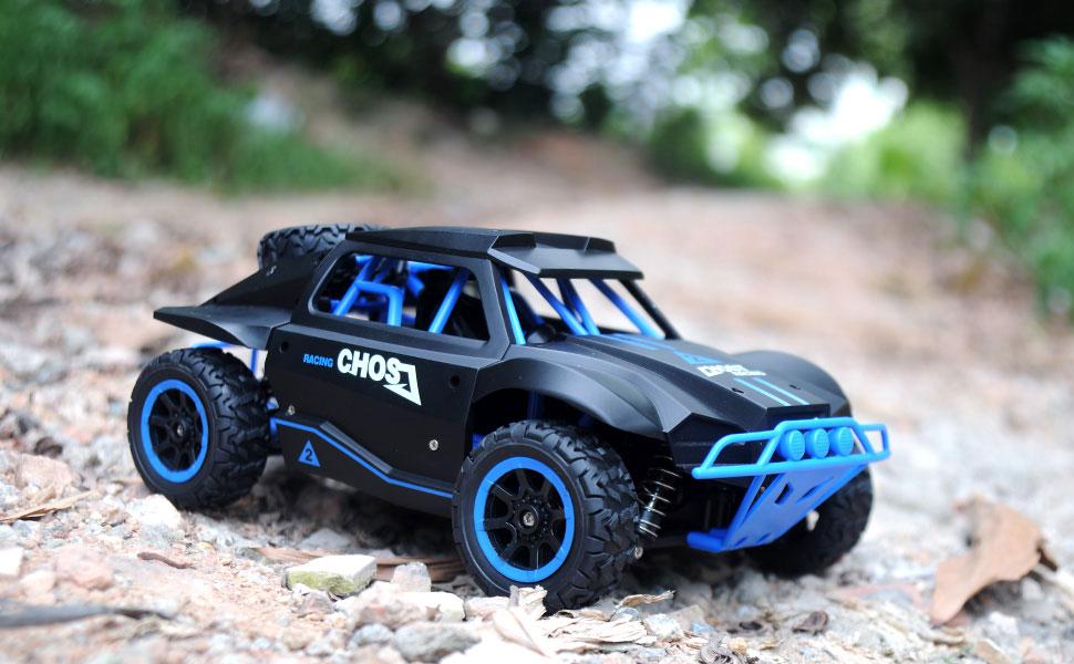 Samochód RC RACING RALLY HB Toys DK1802 Zdalnie Sterowany Czarny - VivoSklep.pl 14