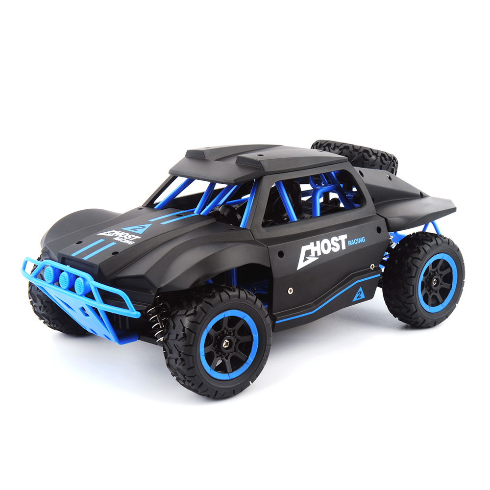 Samochód RC RACING RALLY HB Toys DK1802 Zdalnie Sterowany Czarny - VivoSklep.pl 2