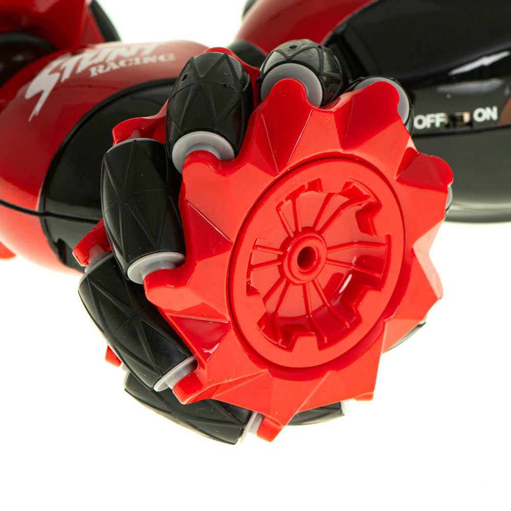 Samochód RC SPEED PIONEER STUNT CAR RACING 360 Sterowany Gestami Ręką Czerwony - VivoSklep.pl 8