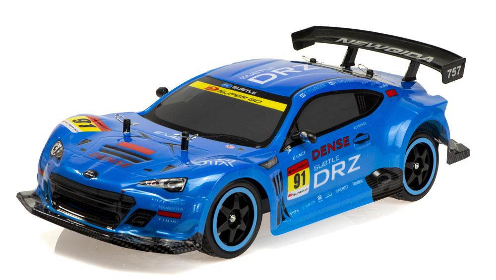 Poczuj moc adrenaliny, polecamy Samochód RC Subaru NQD DRIFT FURIOUS 8 BRZ 757-4WD14 Zdalnie Sterowany. Efektowna jazda na poślizgu, VivoSklep.pl 1