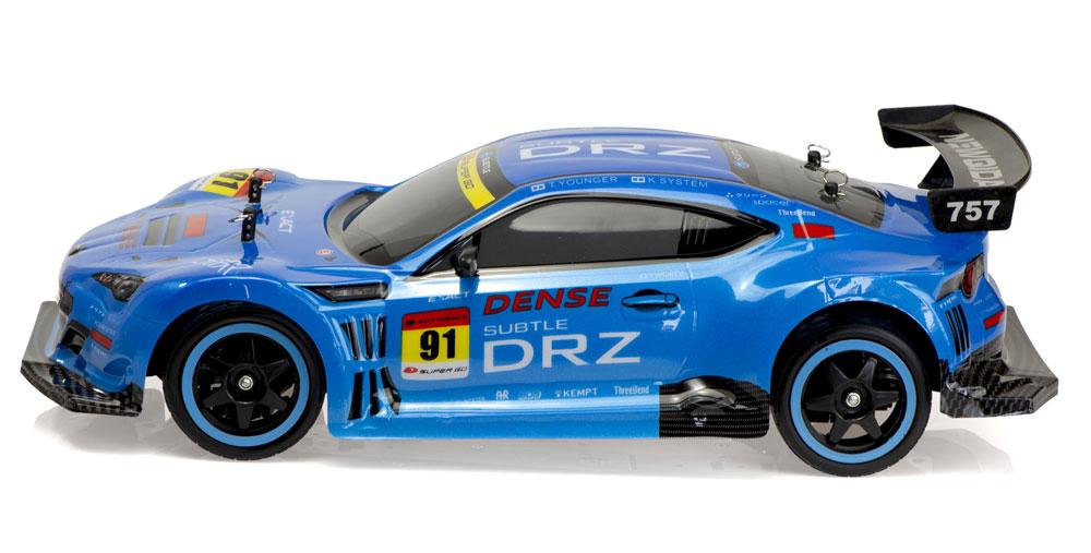 Poczuj moc adrenaliny, polecamy Samochód RC Subaru NQD DRIFT FURIOUS 8 BRZ 757-4WD14 Zdalnie Sterowany. Efektowna jazda na poślizgu, VivoSklep.pl 3