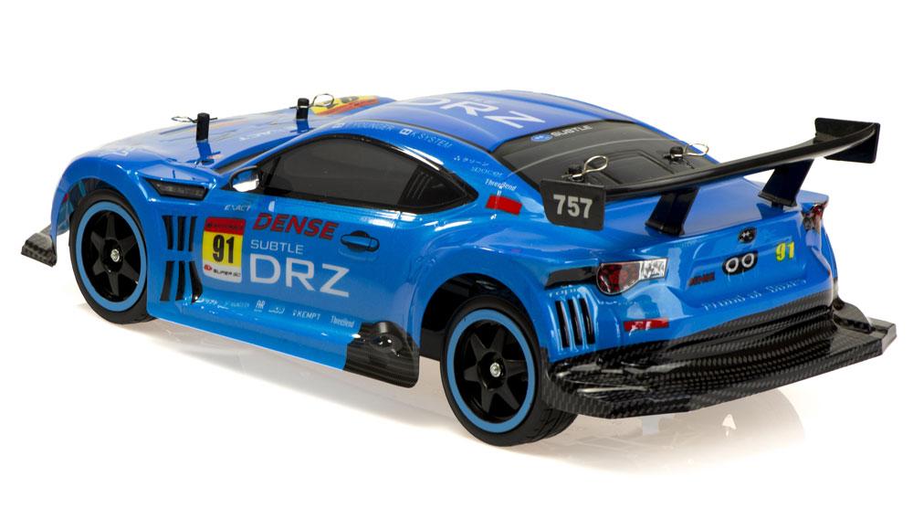 Poczuj moc adrenaliny, polecamy Samochód RC Subaru NQD DRIFT FURIOUS 8 BRZ 757-4WD14 Zdalnie Sterowany. Efektowna jazda na poślizgu, VivoSklep.pl 2