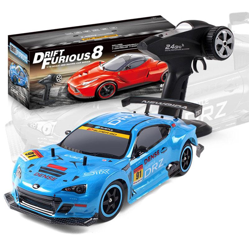 Poczuj moc adrenaliny, polecamy Samochód RC Subaru NQD DRIFT FURIOUS 8 BRZ 757-4WD14 Zdalnie Sterowany. Efektowna jazda na poślizgu, VivoSklep.pl 11