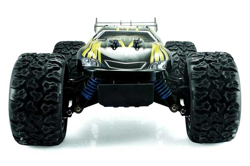 Samochód RC LAND BUSTER NQD Zdalnie Sterowany Monster Truck 4x4 - VivoSklep.pl 3