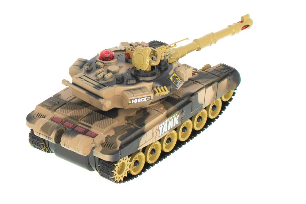 Zestaw 2 Czołgi RC 9993 T90 War Tank Strzelające na Podczerwień - VivoSklep.pl 3