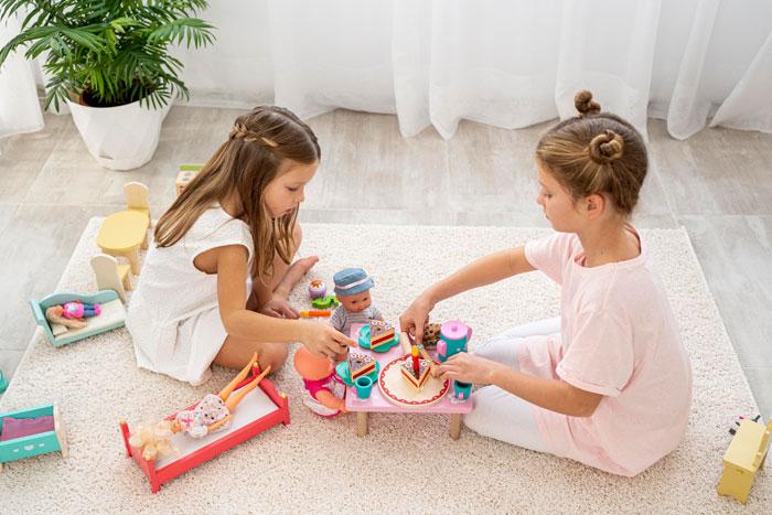 Lalki i Akcesoria dla Dziewczynek w Różnym Wieku – VivoSklep.pl